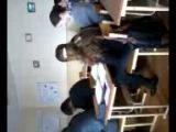 эх школааа)вот что мы делаем на уроках:-)