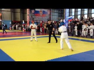 Всероссийские соревнования по рукопашному бою Мхитарян Арег