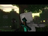 'Supernatural Mobs' - A Minecraft Parody of Katy Perry's California Gurls (Music Video)