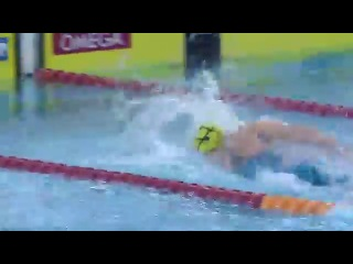 Mixed Medley 4x50m final FINA Swimming World Cup 2013 Singapore