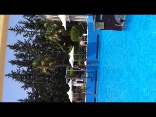 Аквапарк города Лимассол, остров Кипр