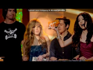 «<<Разные Фото» под музыку Айкарли (Icarly) - 2008 - 26. Move (Nickelodeons Dance On Sunset Theme). Picrolla