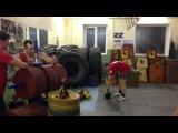 Тренировка 06.12.2013 в 19.20, краткий видео обзор как работали парни