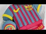 «Barca cake» под музыку FIFA World Cup 2010 - футбол(гимн ЧМ 2010). Picrolla