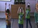 Выступление моего Димульки на 8 марта в Краснознаменской школе