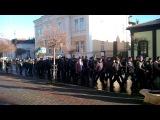 Стрий мирний страйк