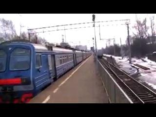 Зацеперы......Заебалиии всю ЖД__)))))