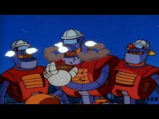 Утиные истории 10 серия The Duck in the Iron Mask - Железная маска