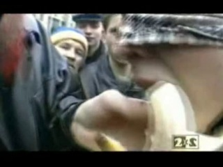 Экспресс камера - Конкурс с бананом.Канал 2х2