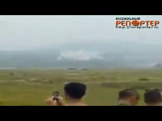 Российская реактивная артиллерия в Южной Осетии (Август 2008 г.)