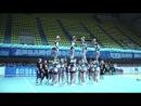 Черлидеры. Общероссийские соревнования по черлидингу 2013