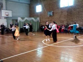 15-12-2013 Кубок СКА Е-класс Дети-2 Назар со Златой №97 джайв