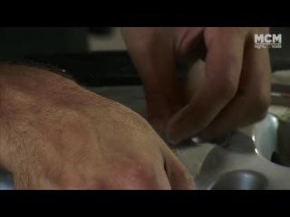 MCM S4E05 Восстанавливаем поцарапанный колесный диск