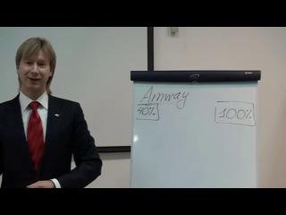Маркетинг план Амвей Ефремов Сергей 1