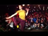 Funkin stylez 2012 Berlin - preselection vogue Dima Ninja-Bonchinche vs Frederick Ninja