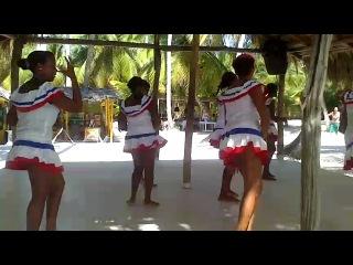 Еще танцы из Доминиканы