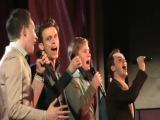 Финал концерта группы Бродвей в ЦДРИ 6.2.2013