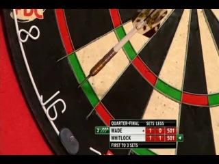 James Wade vs Simon Whitlock (World Grand Prix 2013 / Quarter Final)