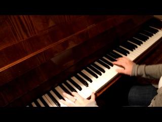 пианино песня хвоста фей