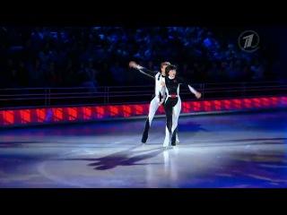 Фиона Залдуа и Дмитрий Суханов