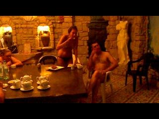 Секс видео отдых в сауне