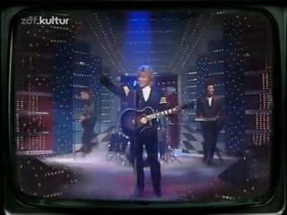 Dieter Bohlen BLUE SYSTEM - Love Me On The Rocks (ZDF Hitparade 21.02.1990)