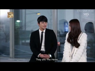 [ENGSUB][HD] 131229 Master Sun + The Heirs Parody Ep 1-3