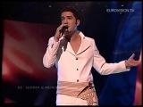 Zeljko Joksimovic - Lane Moje (Serbia & Montenegro) 2004 Eurovision