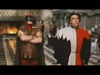 Тайна Бургундского двора / Le miracle des loups (1961)