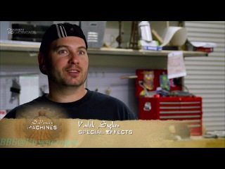 Discovery «Аппараты Да Винчи (10). Пушка-арбалет» (Документальный, 2009)
