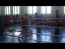 Ванчуров Степан 1 бой 1 раунд
