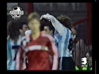 тм Аргентина - СССР 1991