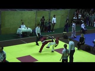 Турнир по кикбоксингу MasterCup, 20 октября, Самара