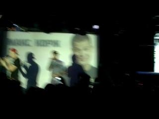 Макс Корж - Армия.., клуб '16 тонн'__25.11.2012