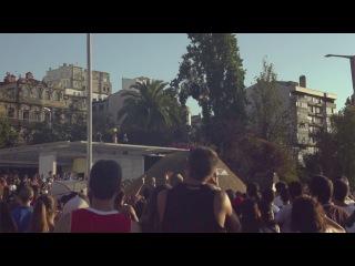 Рай урбан-спорта на OMarisquiño 2013