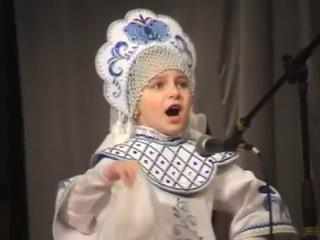 Виктория Соломахина и ансамбль