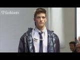 Frankie Morello Men Spring-Summer 2014 Show - Milan Men's Fashion Week - FashionTV