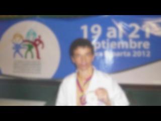 Чемпионат Мира 2012 венесуэла Вовк АС и Саитов АМ