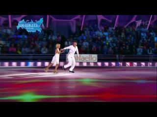 Албена Денкова и Петр Кислов - On ira (монтаж) - Ледниковый период 2013