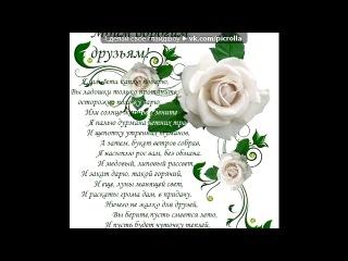 «Со стены *** РОЗА БЕЛАЯ ***» под музыку Виктор Петлюра - Жёлтая роза -