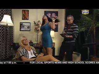 FCW 03-18-2012 Summer Rae, Maxine, Corey Graves and Jake Carter Segment