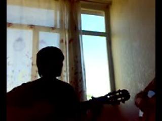 Богдан Березуцкий / Олег Синица - Wish you were here (Pink Floyd)