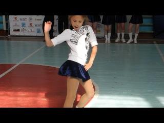 Полина Никанова Танц Плонтация