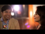 TVKPRS Madhuri Dixit with Anuraag Pandey