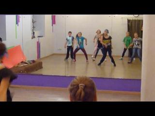 Школа танцев Triadance.Занятия по современным танцам для детей от 7 до 13 лет