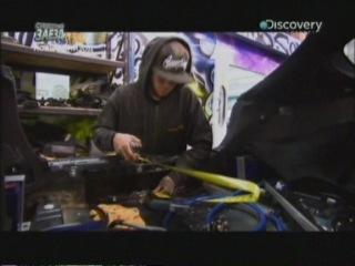 Дорожные монстры - 2 сезон 5 выпуск (Street Customs S2E5) Zach & Cody's XMas Cars