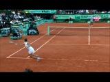 Roland Garros 2012 / 1 круг / Серена Уильямс (США) – Виржини Раззано (Франция) 3