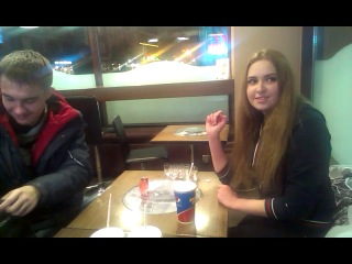 Кеша и украинские полячки :D