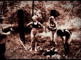 Расстрелы девушек в лесу