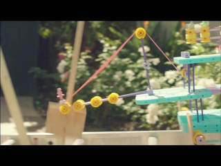 "Goldieblox, rube goldberg, & beastie boys ""princess machine"" (a concert for little girls)"